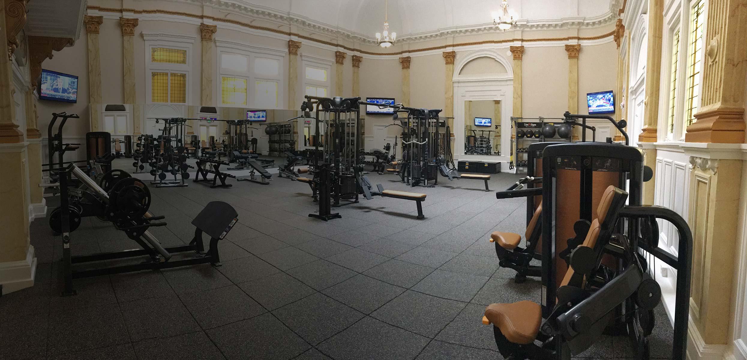 live fit gym & wellness club in san francisco