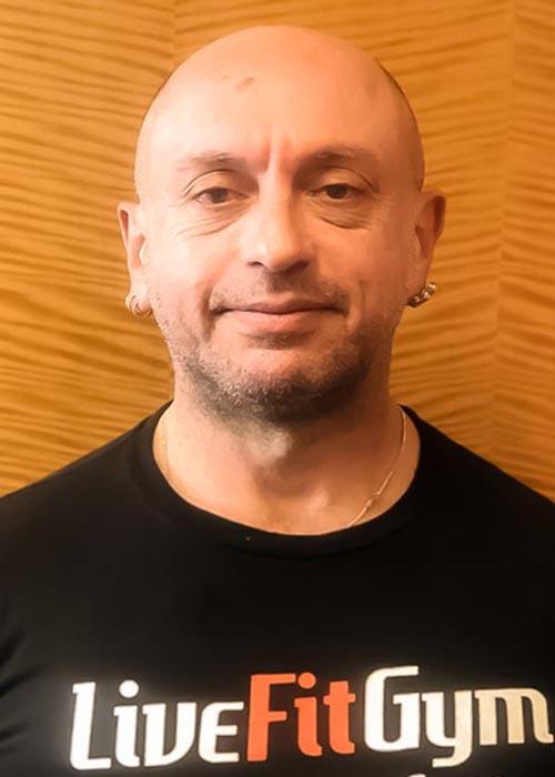Javier De La Barrera