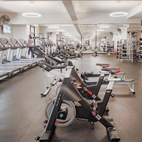 Live Fit Gym Fully Open Gym